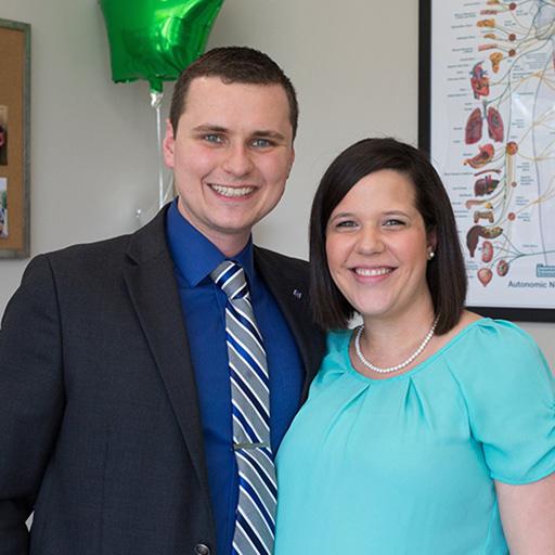 Chiropractor Williamsburg VA Heather and Brandon Babin